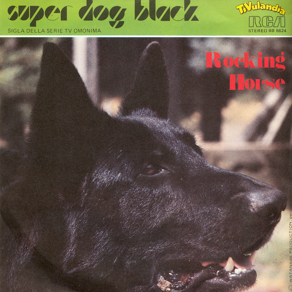Super Dog Black