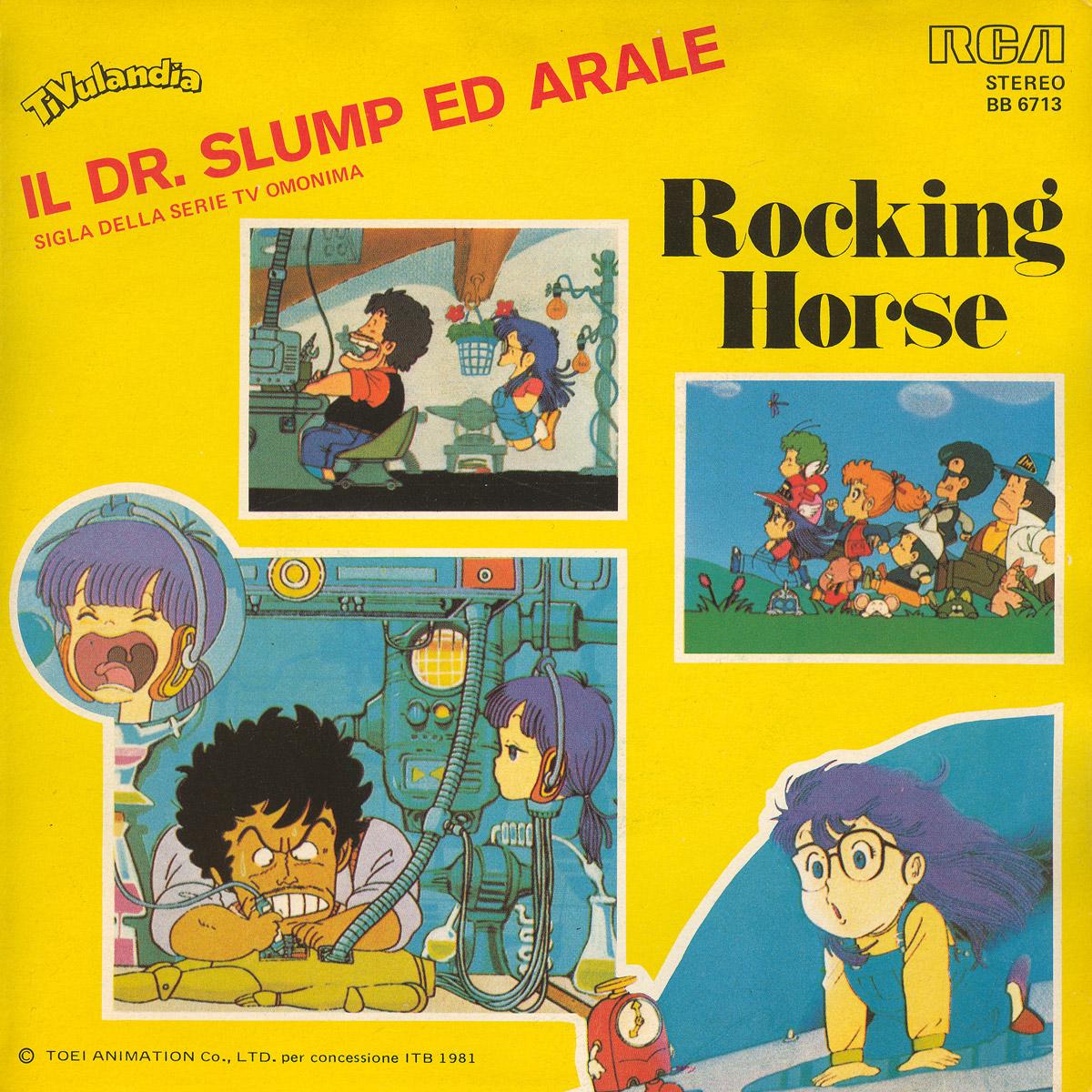 Il Dr. Slump e Arale