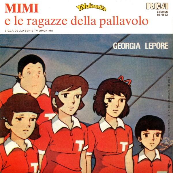Mimi e le ragazze della pallavolo