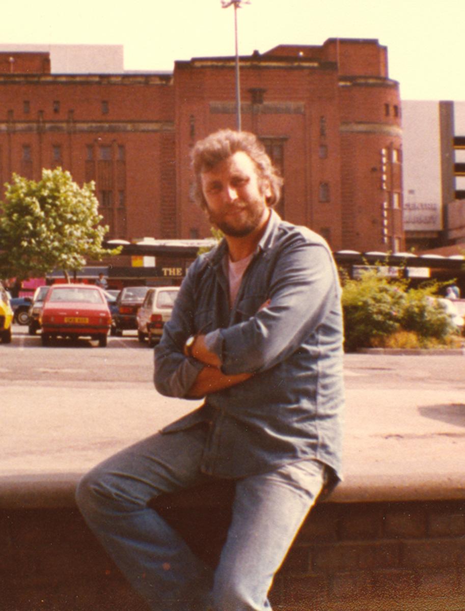 Dougie Inghilterra Anni 80