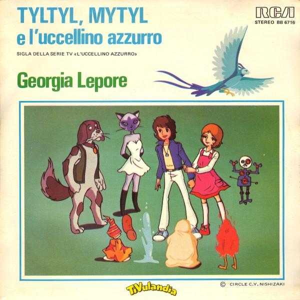 Tyltyl, Mytyl e l'uccellino azzurro