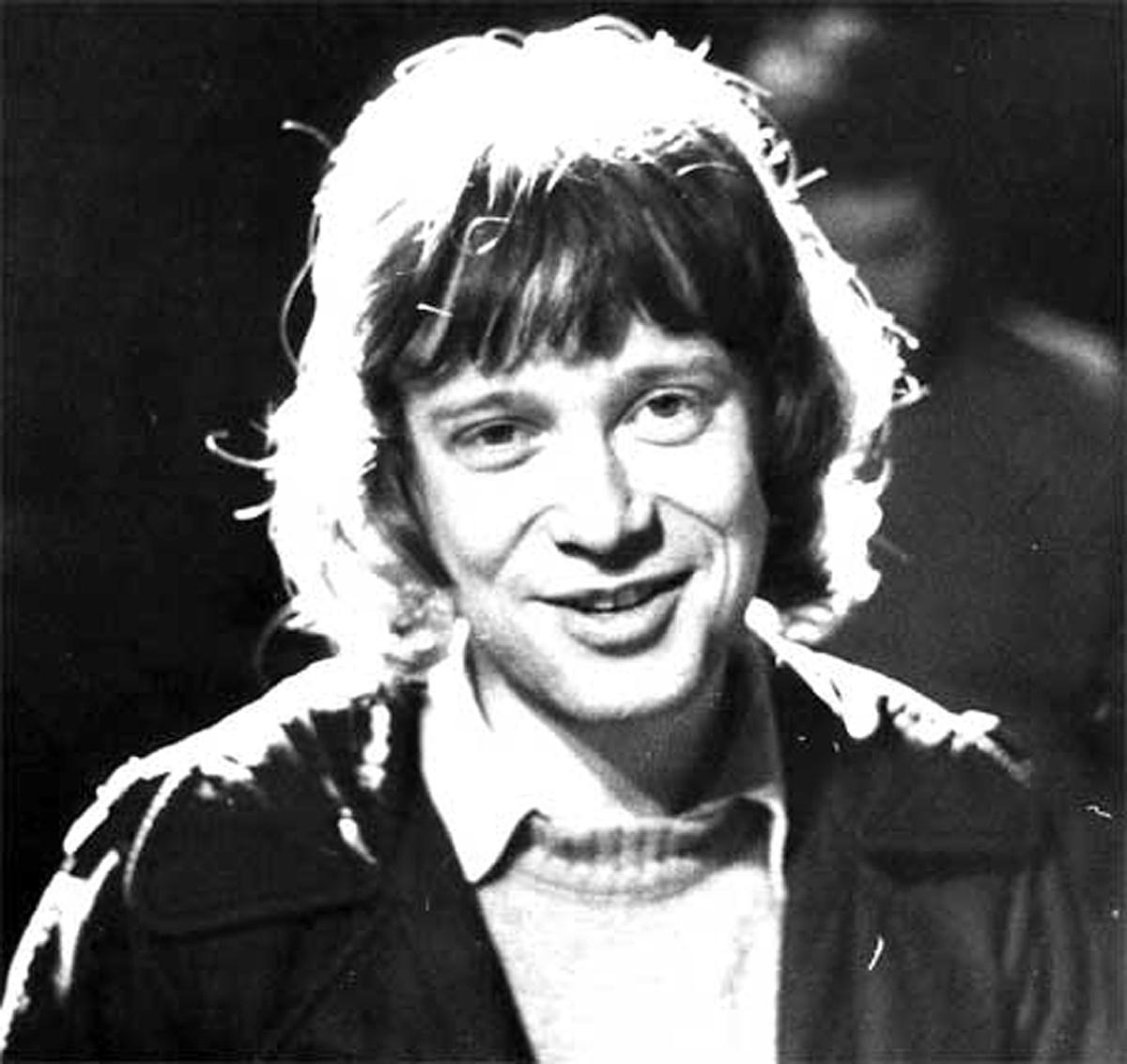 Fine anni 60 - Un viso da ragazzino, ma già un fantastico tastierista