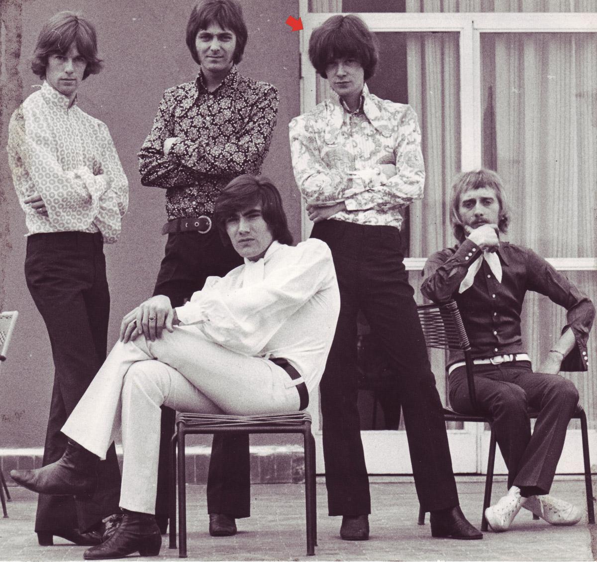Primavera 1969 - Con Mal e i Primitives