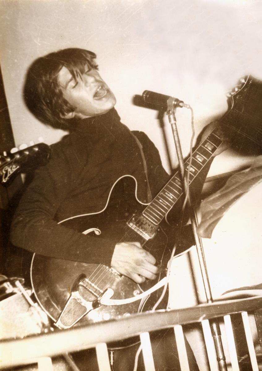 1969 - Notte di San Silvestro in un ristorante romano