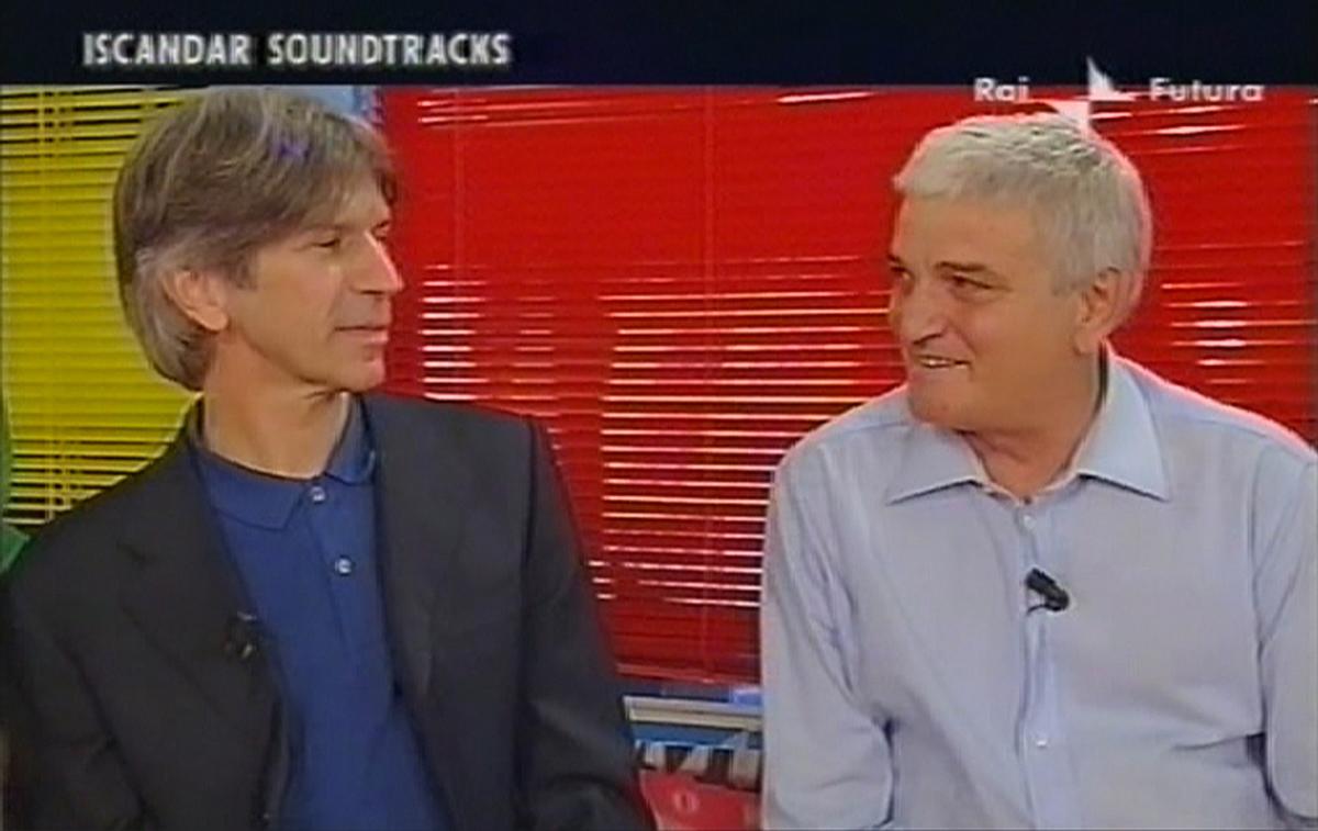 2006 - Olimpio e Lucio a RAI Futura