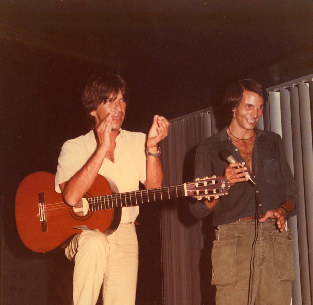 1982 - In un villaggio vacanze di Castelsardo presentato da Nicola Salerno