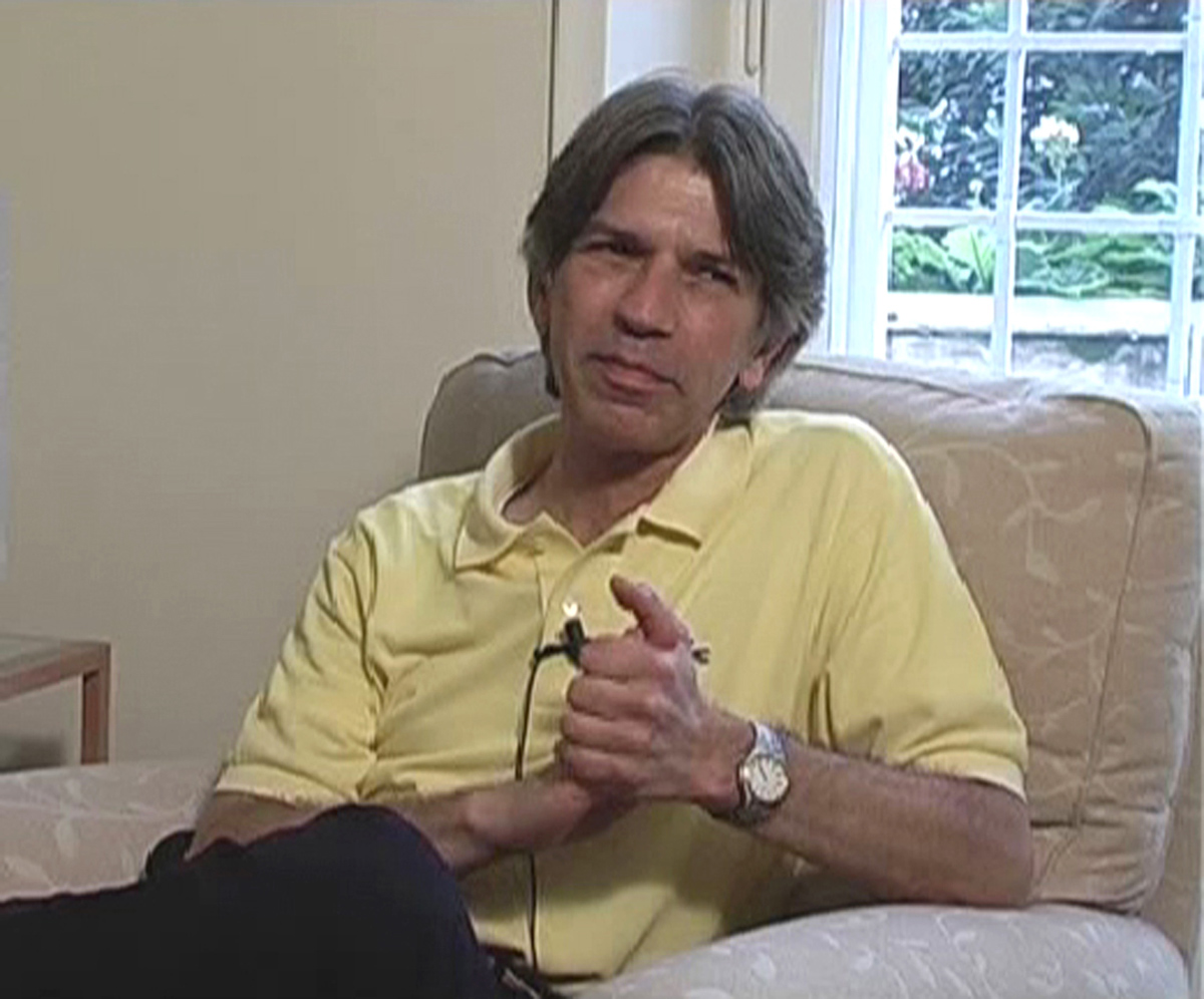 2005 - Intervistato da Corrado Paganelli