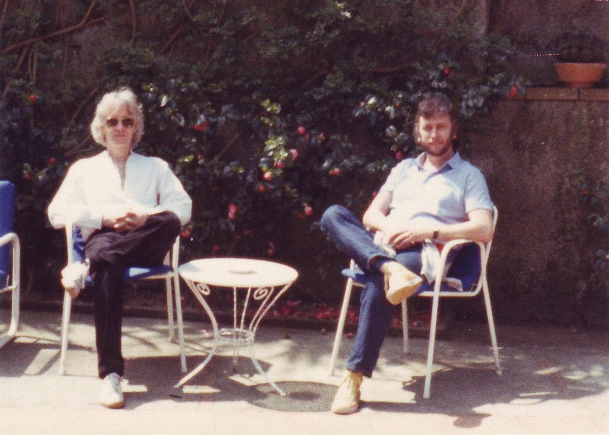 1985 - Con Dougie