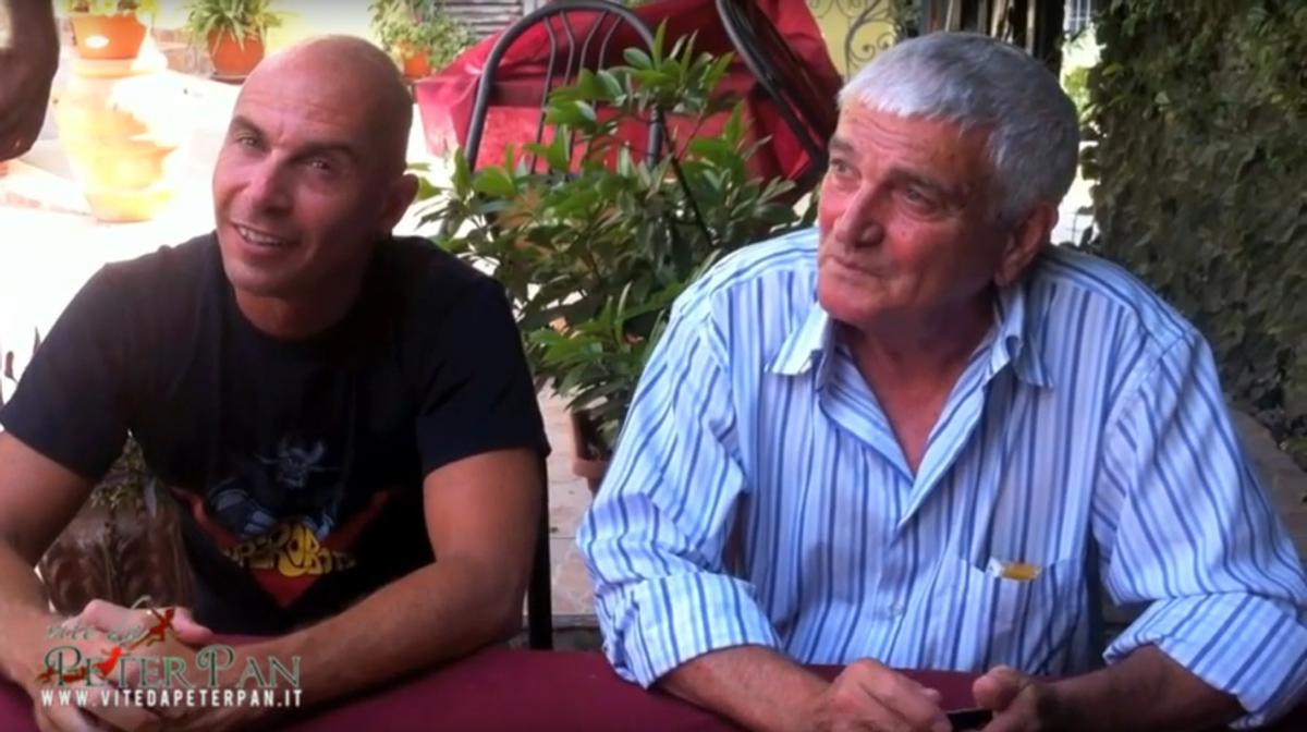 Luglio 2015 - Intervistato da Maurizio Nataloni